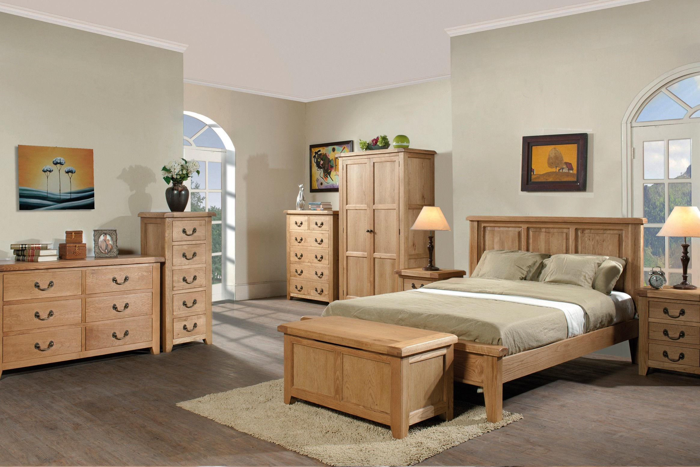 Bedroom Furniture | Pear Mill Beds & Furniture